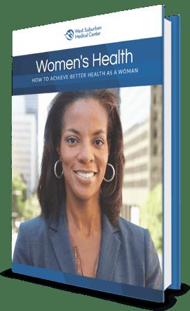 womens health ebook graphic